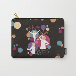 Very Good Jam Carry-All Pouch