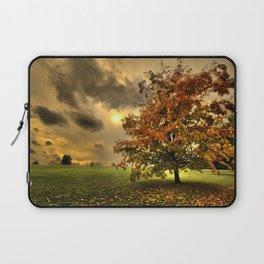 Red Maple Tree  Laptop Sleeve