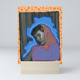 Seducing The Machine Mini Art Print