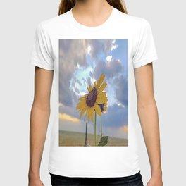 Roadside Sunflower T-shirt
