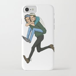 Harry and Niall iPhone Case