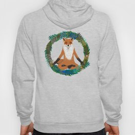 Fox Yoga Hoody