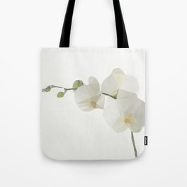 orchid for J Tote Bag
