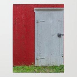New Harbour Doors - 2 Poster