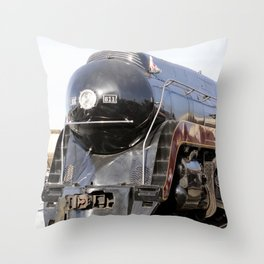 Strasburg Railroad Series 6 Throw Pillow