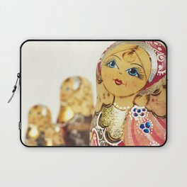 Babushka nesting dolls Laptop Sleeve