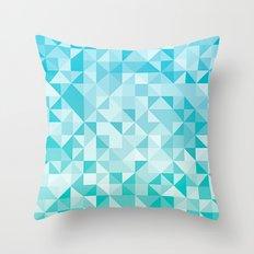 pattern #28 - sea Throw Pillow