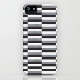 GREY DAY iPhone Case