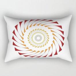 Circle 3B Rectangular Pillow