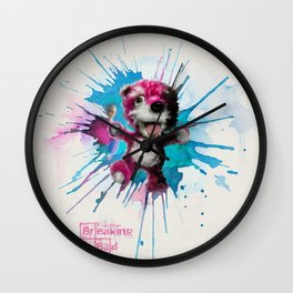 [BR][BA] [Be]ar. Wall Clock