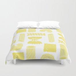 Pasta Pattern Duvet Cover