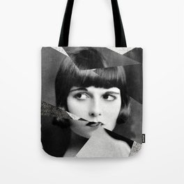 The Unbroken Stare Tote Bag