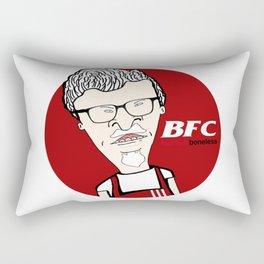 Butthead's Fried Chicken Rectangular Pillow