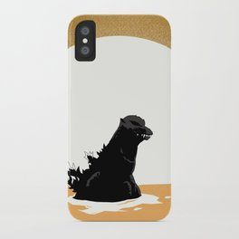 Godzilla: Final Wars iPhone Case