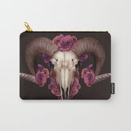 Rose of A Different Color Carry-All Pouch