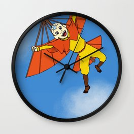 Avatar the last airbender Wall Clock