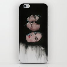 Kolme Kaisaa iPhone & iPod Skin