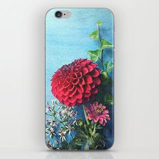 Summer Always Bloomed in Her Heart iPhone & iPod Skin