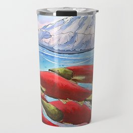 Returning Home Travel Mug