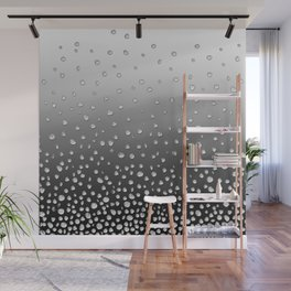 Ice cubes Wall Mural