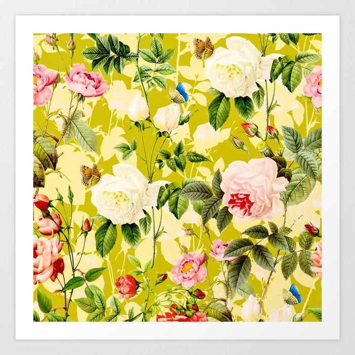 Botanic Floral