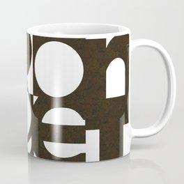 Stronger Together #positivity  Coffee Mug