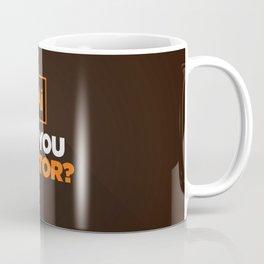 Do You Vector? Coffee Mug