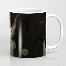 Black and white koi fish Coffee Mug