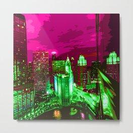 Chicago005 Metal Print