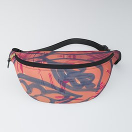Coral fun Fanny Pack