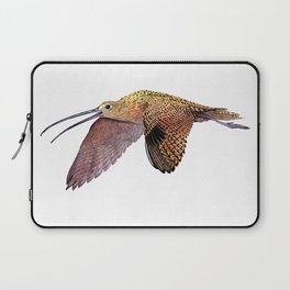 Long-billed Curlew Laptop Sleeve