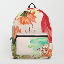 Charming Girl Backpack