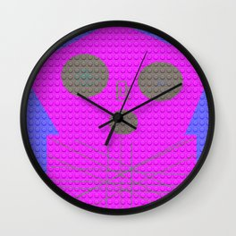 Mr. Aoi Wall Clock