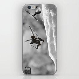 ski jump iPhone Skin