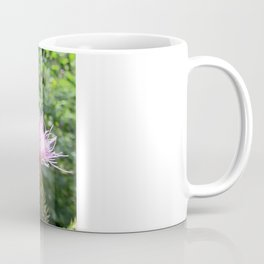 A bumblebee in search of nectar Coffee Mug
