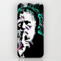 darwin iPhone & iPod Skins featuring Chuck Darwin. by Fitz Royal