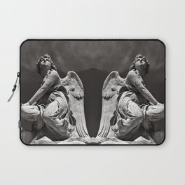 OUT OF THE DARK - INTO THE LIGHT Laptop Sleeve