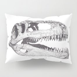 The Anatomy of a Dinosaur II - Jurassic Park Pillow Sham