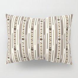 Chocolate Cookie Sticks Vertical Pillow Sham