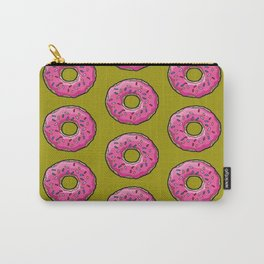 Sprinkled Donuts: Donuts series Carry-All Pouch