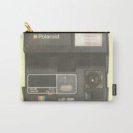 Vintage Camera - Polaroids Supercolor 635CL Carry-All Pouch