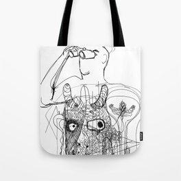 binoculungscratch Tote Bag