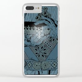 Gandr Clear iPhone Case