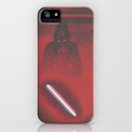 Rogue One Retro Poster I iPhone Case