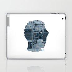 Poster Face #1 Laptop & iPad Skin