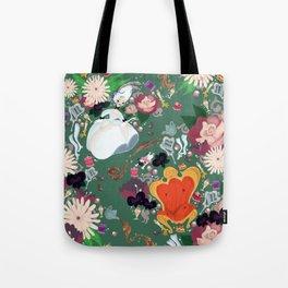 Dauphine Marie Antoinette Tote Bag