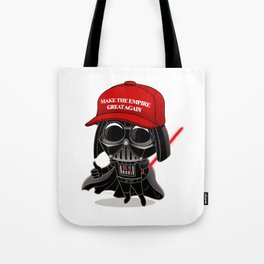 Make the Empire Great Again Tote Bag