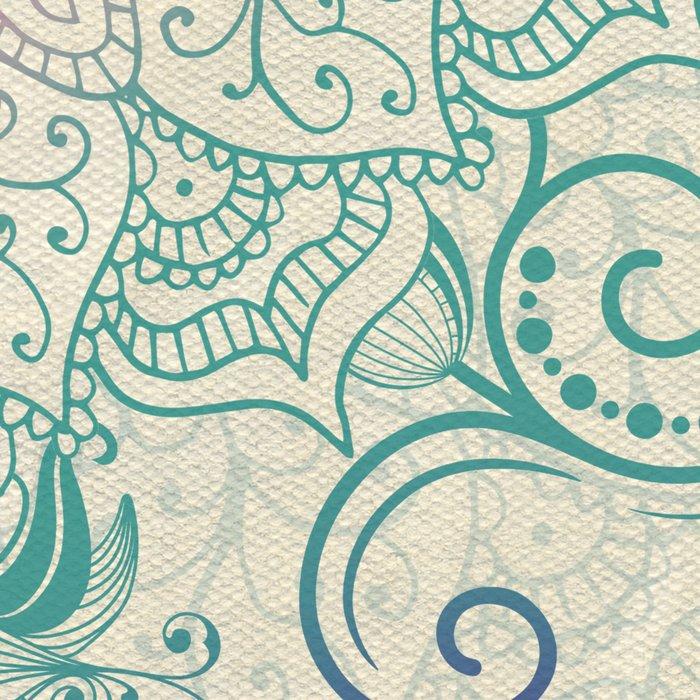 Mandala - Canvas Leggings