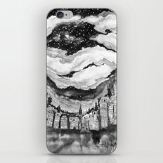 All The Stars In Copenhagen iPhone & iPod Skin
