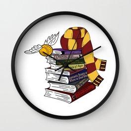 First Year at Hogwarts Wall Clock